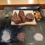 和縁 - 料理写真:ステーキ