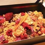 102994638 - ①花束:ビーツ、人参、椎茸のドライ野菜様