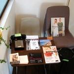 アシエンダ・カフェ - 電話
