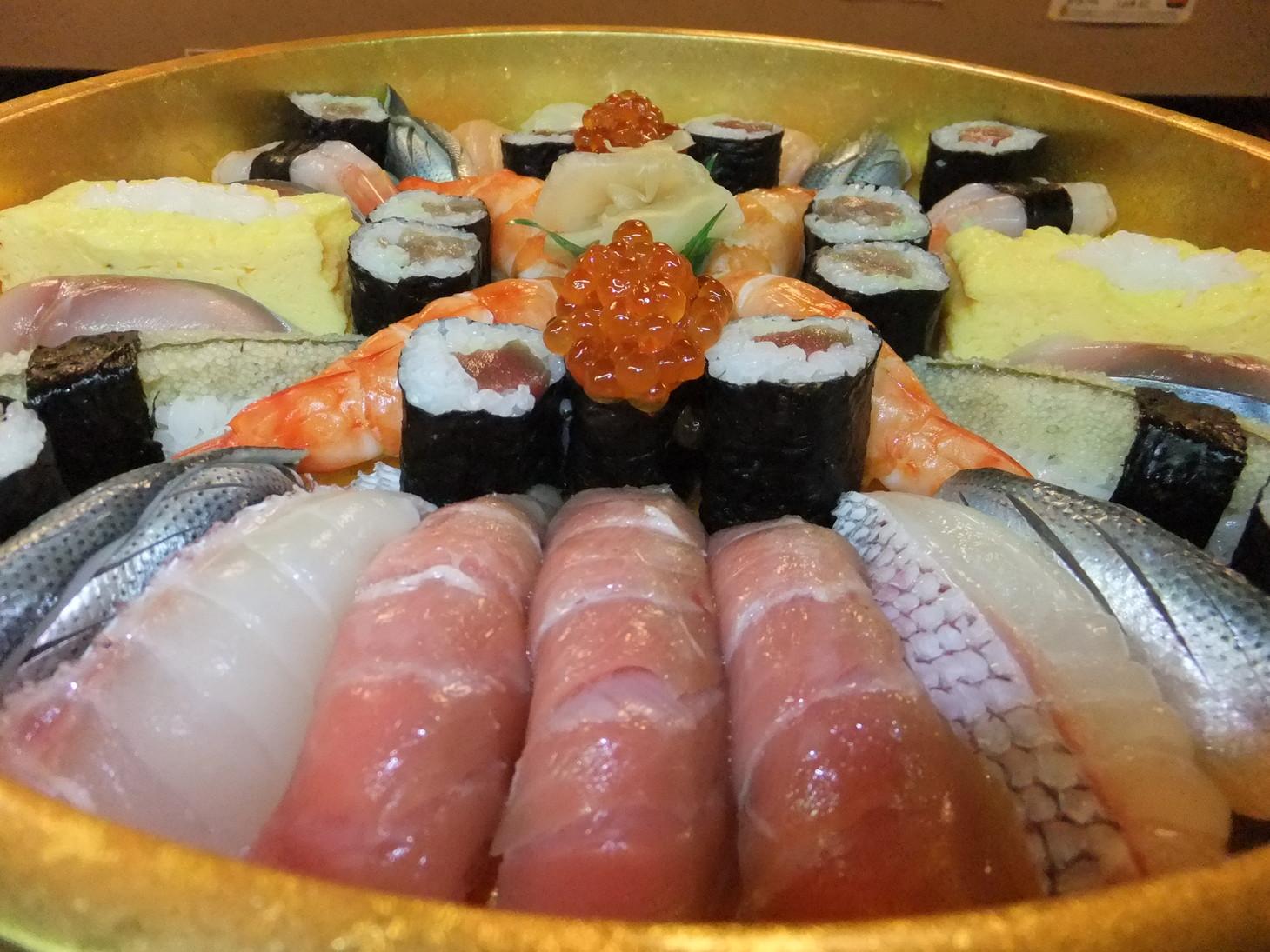 大佐渡寿司
