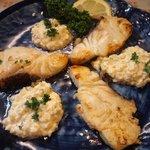 花藤 - 天然鯛のソテー、新メニューにびっくり! 和風なのにフレンチもびっくりの味。自家製タルタルソースが合う~!!