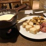 クラフトビアバル 肉メッセ -