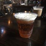 103003218 - バタービール600円とホットバタービール750円