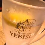 焼肉 赤坂 - ドリンク写真: