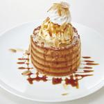 なっぱ畑 - パンonアイス キャラメルバニラ