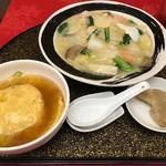 103005039 - 麺とミニ天津飯
