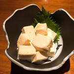 大衆居酒屋 魚炭 - チーズの味噌漬け