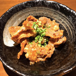 大衆居酒屋 魚炭 - 福岡ゆず鶏