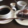 cafe ATRE - 料理写真:ケーキセットはドリンク50円びき