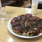 お好み亭 - 肉玉ら大盛り