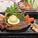 ベルマリン - Bセット(サラダ、ライス、ベルマリンブレンド付き)¥1,459