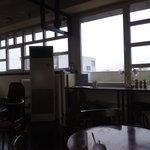 サッポロ珈琲館 月寒店 - 3階窓側