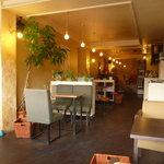 cafe ZANPANO - 店内