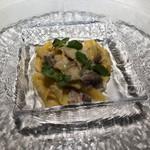 CHIMERA - 牡蠣とポルチーニ茸のガルガネッリ