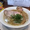 らーめん 四恩 - 料理写真:白湯醤油  730円(税込)