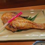 まとい寿し - 焼き魚