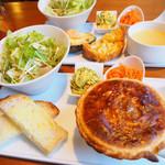 グルメカフェ六甲 - 料理写真: