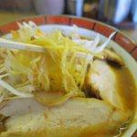 七福 - 普通の中華麺です