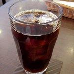 ストロベリー フィールズ - コーヒー(アイス)