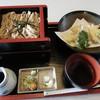 花かご - 料理写真:天ぷらざるそば(竹)1,250円(税込)