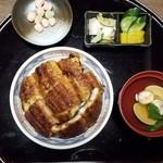 Seigetsu - 特上うな丼
