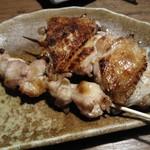 鶏鬨 新川店 -