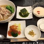 中華料理 彩宴 - 配膳微妙