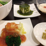 中華料理 彩宴 - ラーメン以外が微妙