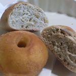 天然酵母食パン CUBE -