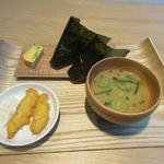 HEARTSカフェレストラン&バー - 暫く待つと注文した和朝食700円の出来上がりです。