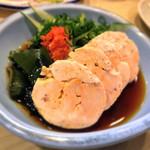 飛騨 - 【冬】あん肝ポン酢。食べれない妻が自ら注文する程
