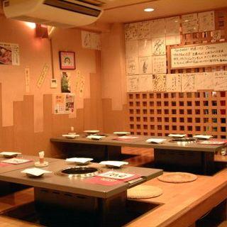 """◆全35席◆""""和""""がベースの明るいお店!普段飲み~宴会も◎"""