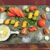アジト - 料理写真:トマト食べ比べ五種盛