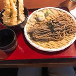 103048260 - ミニ天丼麺セット