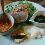 ピッツェリア ロッソ - 前菜&スープ