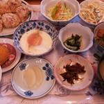 椿はなの湯内 御食事処やまもと - 料理写真: