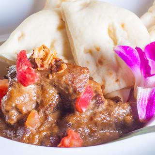 世界一美味しい料理「牛タンのルンダン」