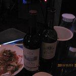 スナック メイプル - 赤ワイン追加