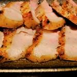二代目 葵 -  豚肉のグリル