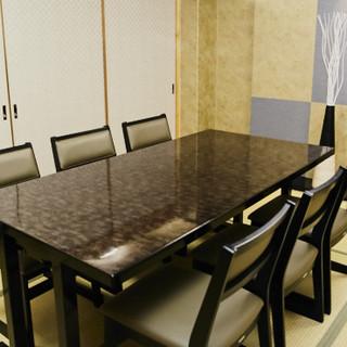 大宴会場や個室完備◎人数やシーンに合わせた宴会が可能です!