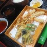 天ぷら なが田 - 天ぷら定食