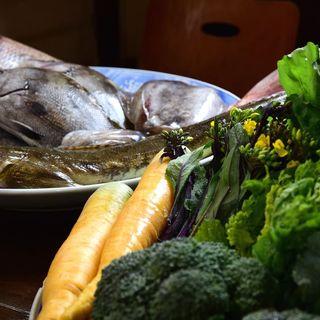 愛知常滑千賀ファームの有機減農野菜を直送