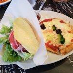 サルサ - 料理写真:タコス&ピザランチ2019.03.04