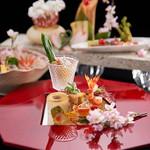 つつじの茶屋 - 料理写真:はつはな懐石(イメージ)