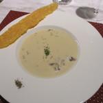 103061837 - 新玉ネギのスープ