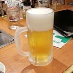 103061956 - とりあえず生ビール