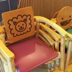 ジャンボ - キッズ用のいすも可愛い