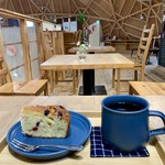 よつば珈琲 - 料理写真:セット 800円