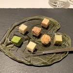 リストランテ カノフィーロ - 生チョコレート