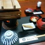 徳右エ門 - 料理写真:「せいろ蒸し」
